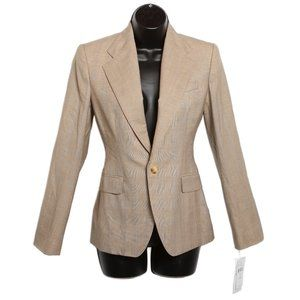 Ralph Lauren BLACK Label Wool Silk Blazer
